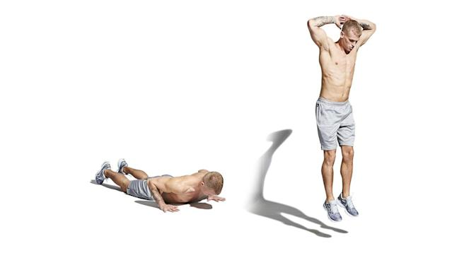 Short On Time This 2 Move Home Workout Burns Fat In 15 Minutes