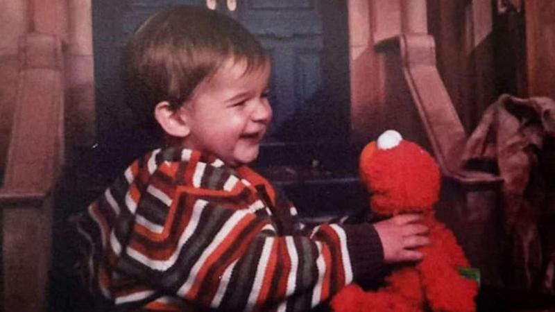 Elmo lost for a decade finds its way home to deceased toddler's mom