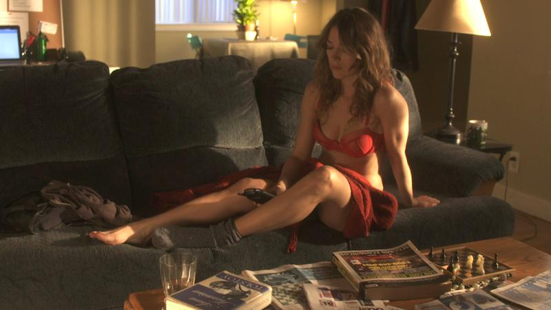 Natalie Zea in 'Sweet Talk'