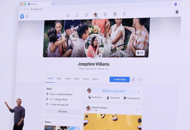 Facebook Gets a Facelift, Launches Redesigned App and Website