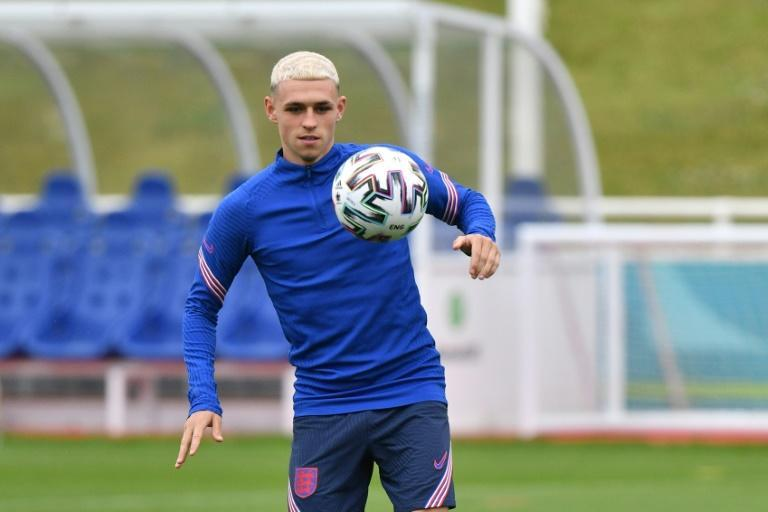 Foden said his England teammates agreed to copy his hair-cut if they win the title