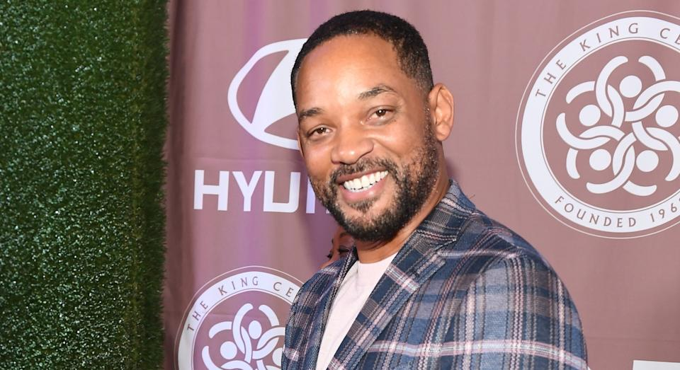 Will Smith says he's in the 'worst shape of his life' (Getty)