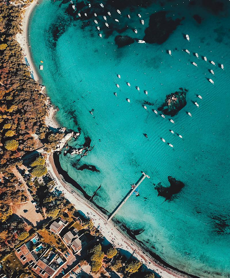 Santa Giulia beach in Corsica. [Photo: Getty]