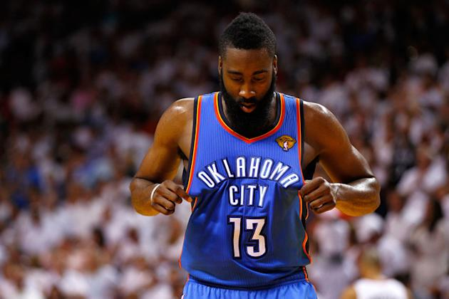 Inside Look At James Harden S Trade To Rockets
