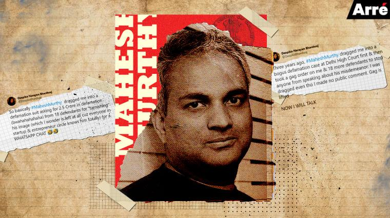 No Escape for Mahesh Murthy, the VC Who Went to Court to Stop Sexual Harassment Allegations Against Him