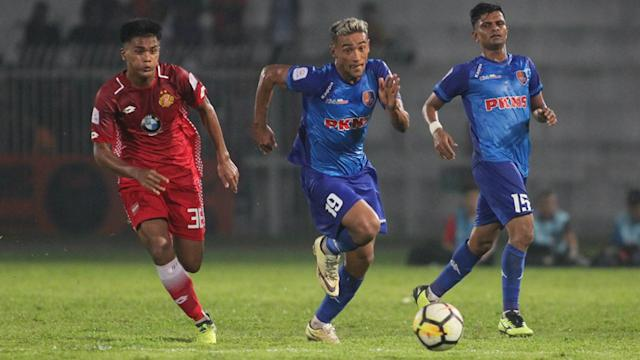 Malaysia Super League returned to action despite the on-going World Cup and it saw zero victories from the home teams in four separate fixtures.
