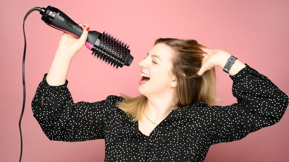 We tried the famous Revlon One-Step Hair Dryer—is it as good as Twitter says?