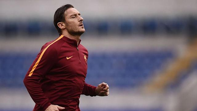 tats Yesterday brought the news that no Roma fan - or, for that matter, football fans altogether - ever wanted to hear: After 25 years as a professional footballer, Francesco Totti is set to retire at the end of the season. Could Francesco Totti retire this season? He's the only player still playing pro football that featured in Fifa 96https://t.co/RC8BaB5hR3 pic.twitter.com/g8hjslUmew — Match of the Day (@BBCMOTD) May 3, 2017 The Italian has been a Roma player for 25 years and in that time...