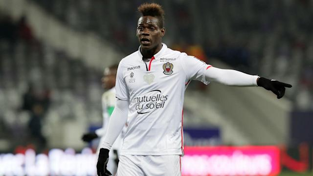 The striker looks set to leave Nice this summer and he has been urged to move within Ligue 1, instead of returning to Italy