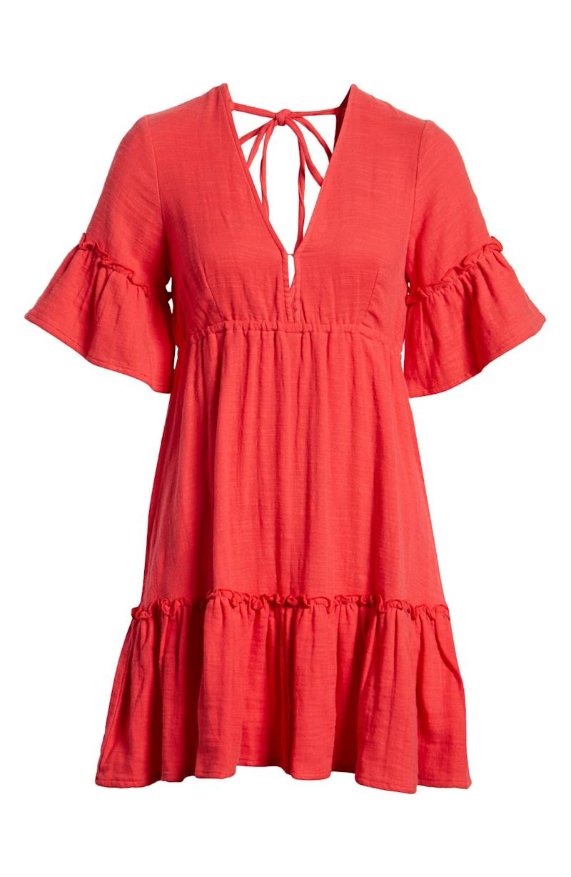 Billabong x Sincerely Jules Lovers Wish Dress. Image via Nordstrom.