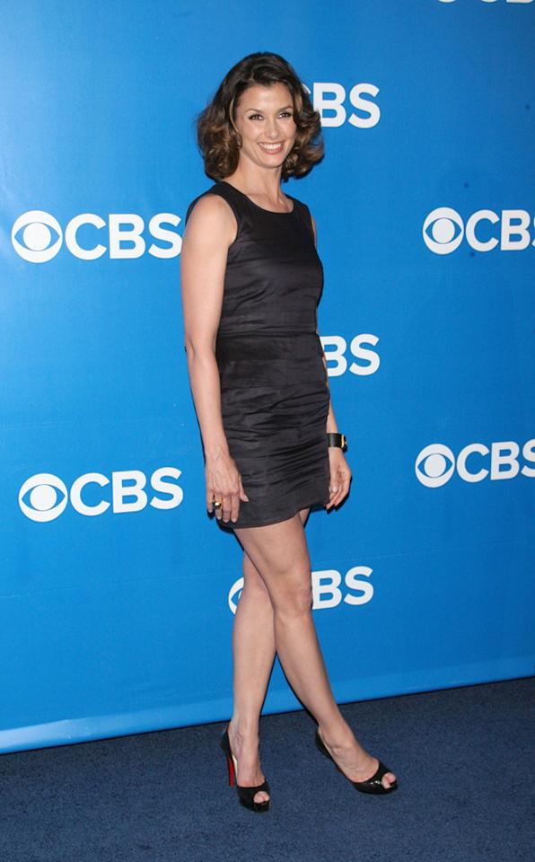 "Bridget Moynahan (""Blue Bloods"") attends CBS's 2012 Upfront Presentation on May 16, 2012 in New York City."