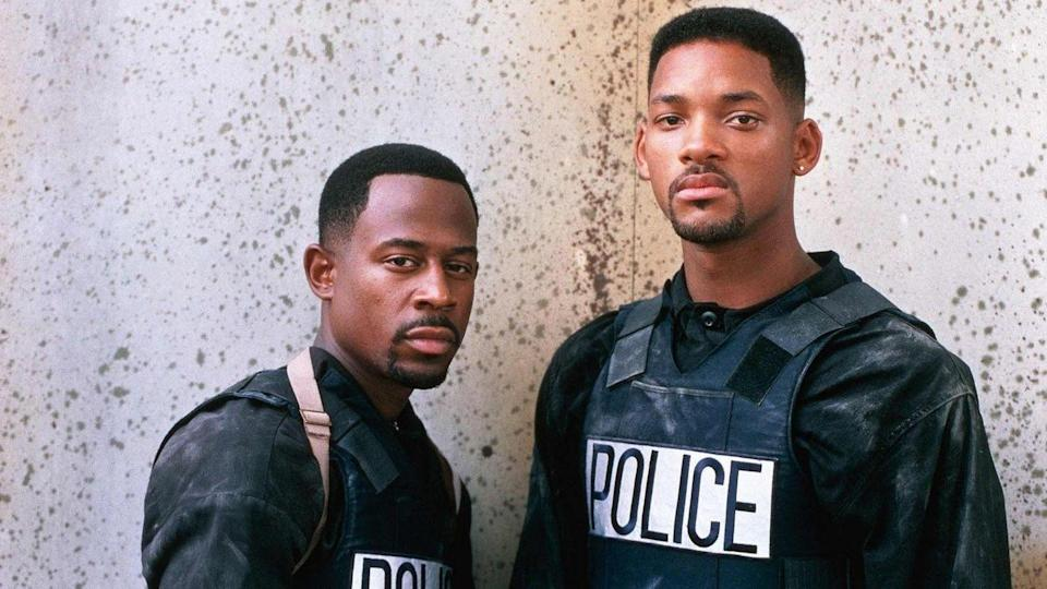 "<p>In this cult classic action comedy franchise, Will Smith and Martin Lawrence are two Miami narcotics cops who find themselves in the midst of drug wars that must be stopped.</p><p><a class=""link rapid-noclick-resp"" href=""https://www.netflix.com/title/269880"" rel=""nofollow noopener"" target=""_blank"" data-ylk=""slk:Watch Bad Boys"">Watch Bad Boys</a> <a class=""link rapid-noclick-resp"" href=""https://www.netflix.com/title/60029167"" rel=""nofollow noopener"" target=""_blank"" data-ylk=""slk:Watch Bad Boys II"">Watch Bad Boys II</a></p>"