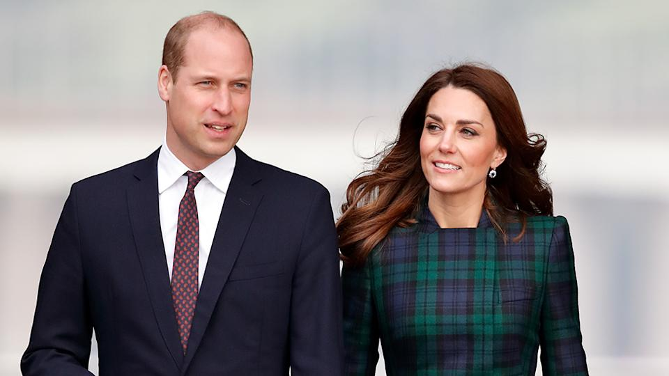 A new book has revealed that Prince Harry once broke up with Kate Middleton over the phone while she was at work. Photo: Getty