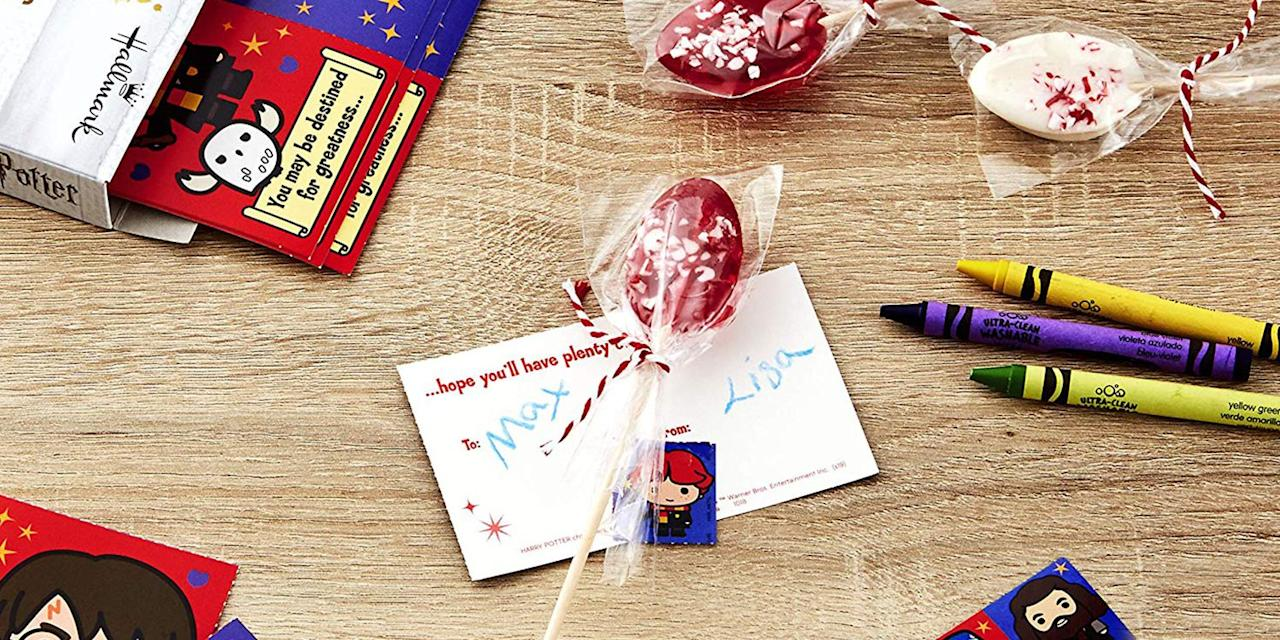 <p>Send your little sweetheart to school with valentines that'll melt all of the hearts in the classroom. Here are our favorite Valentine's card packages that include more than just a cute note. Take a look! </p>