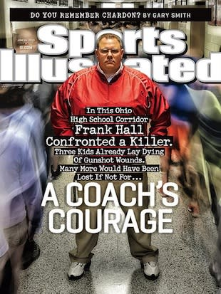Football coach Frank Hall saved the lives of countless Chardon (Ohio) High students -- SI.com
