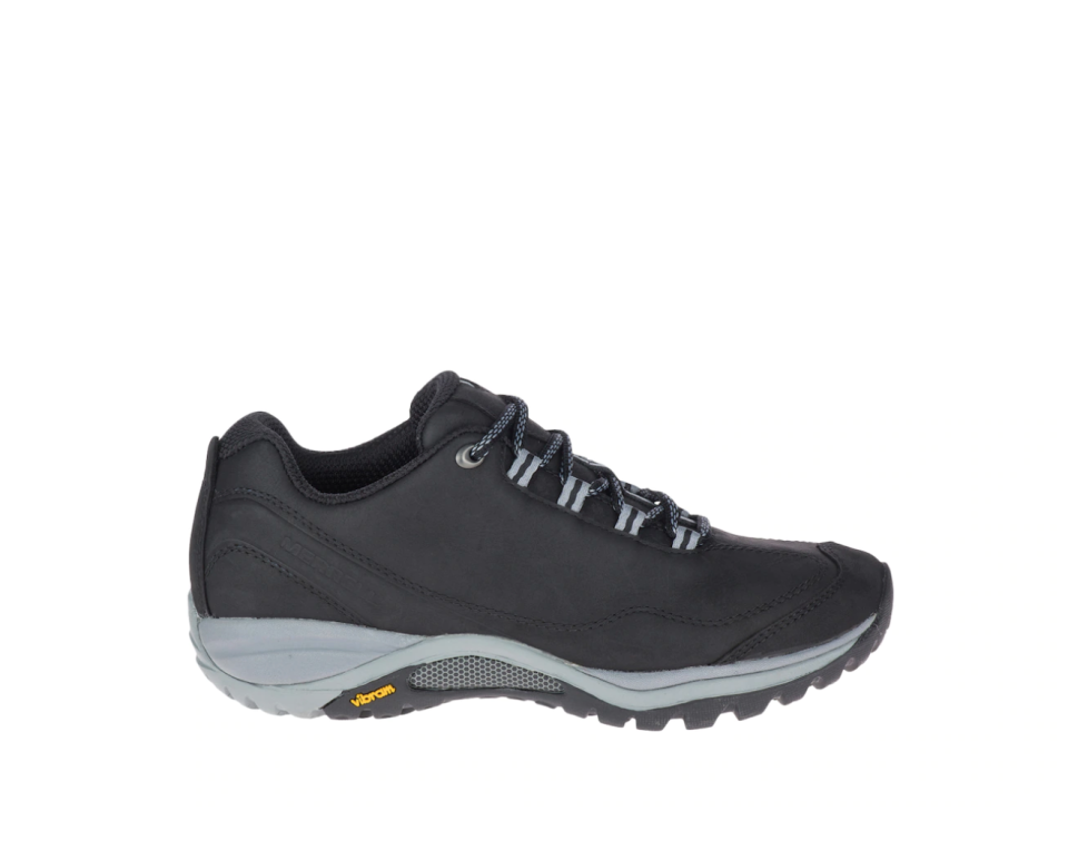 Merrell 'Siren Traveller 3' Hiking Shoes in Black (Photo via DSW)