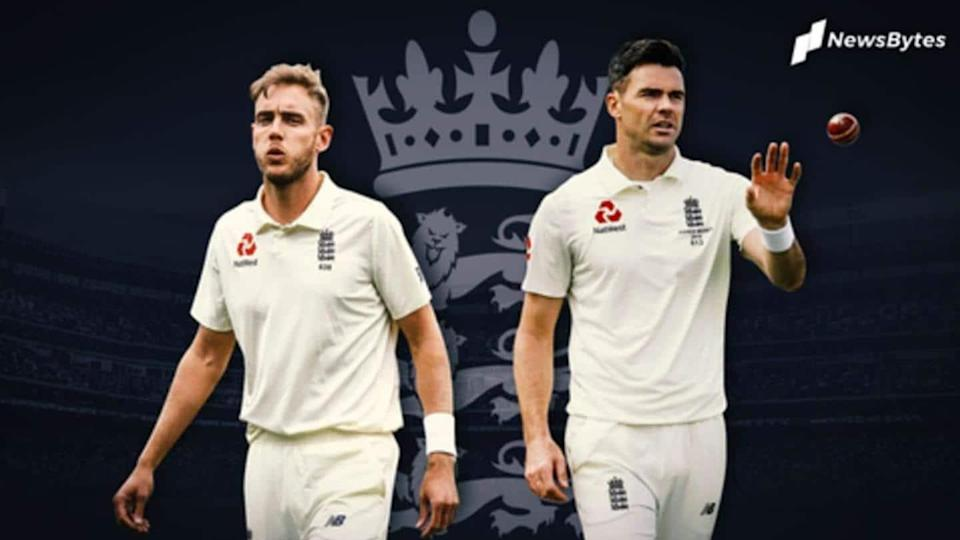 India vs England, Tests: Anderson, Broad can reach these milestones