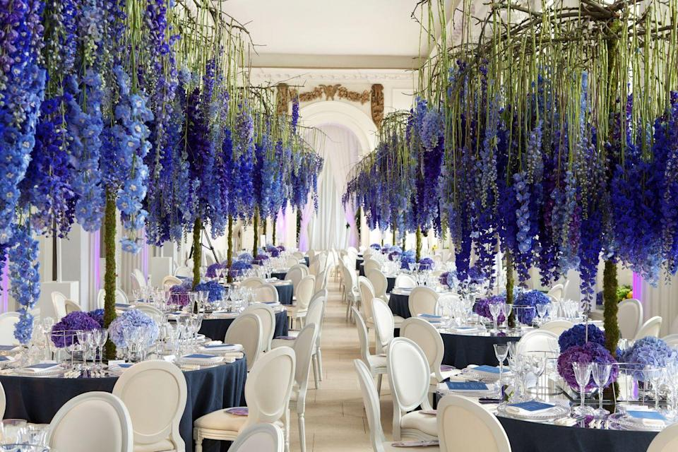 """<p>Celebrity florist Lycett has been tasked with creating some of the most memorable floral displays, including those for the wedding reception of Prince Charles and the Duchess of Cornwall and <a href=""""https://www.elle.com/uk/fashion/celebrity-style/g23724093/princess-eugenie-wedding-guests-outfits/"""" rel=""""nofollow noopener"""" target=""""_blank"""" data-ylk=""""slk:Princess Eugenie"""" class=""""link rapid-noclick-resp"""">Princess Eugenie</a> and Jack Brooksbank's nuptials. </p><p>Based in South London, Lycett's florist take over a whopping three railway arches between Oval and Camberwell and has decorated some of the most famous city landmarks including Claridge's Ballroom, Hampton Court Palace, the Tate Modern, Tower Bridge and Kensington Palace.</p><p>If you're in need of a wedding florist who knows his hellebore from his avignon chrysanthemums, look no further. </p><p>Arches 270–272, Bethwin Road, London, SE5 0YW</p><p>Click <a href=""""https://www.simonlycett.co.uk"""" rel=""""nofollow noopener"""" target=""""_blank"""" data-ylk=""""slk:here"""" class=""""link rapid-noclick-resp"""">here</a> to find out more.</p>"""