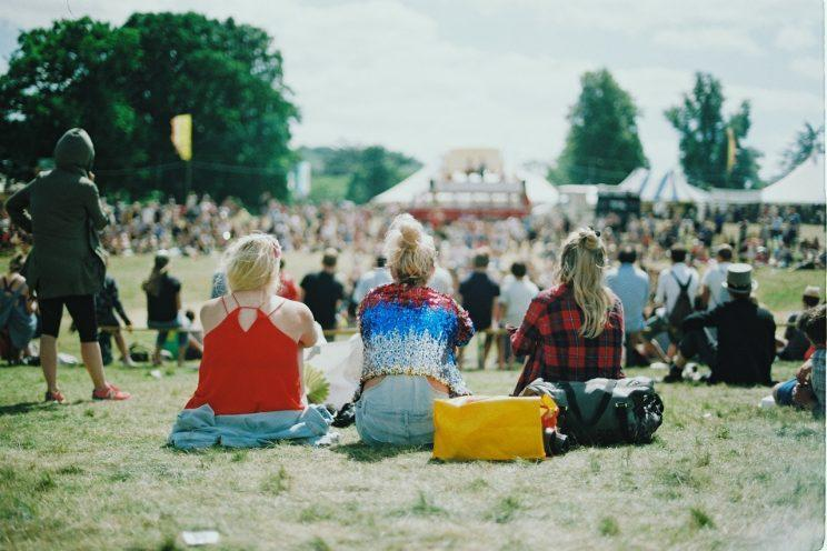 Even Glastonbury is getting in on the banning of boys [Photo: unsplash via Pexels]