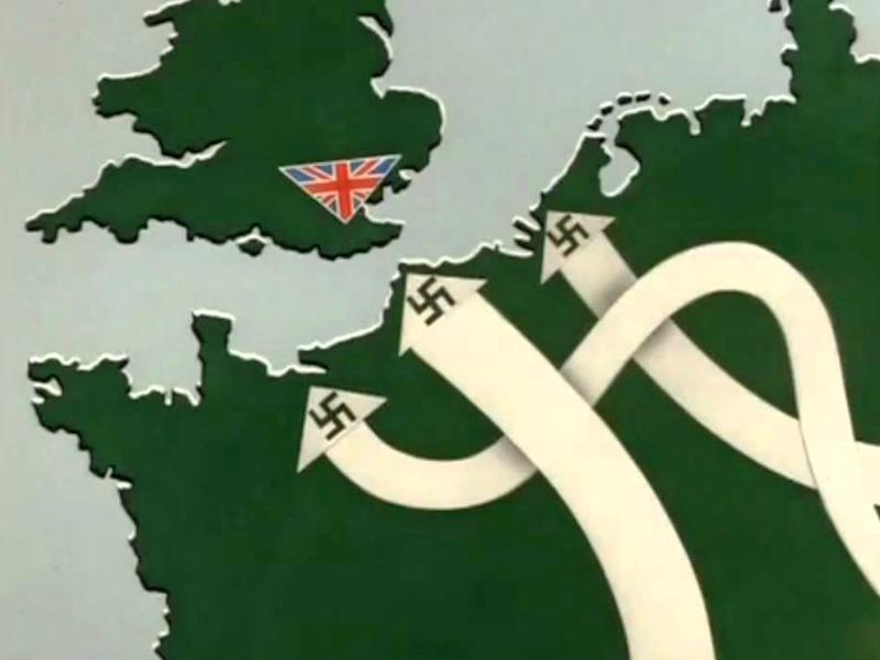 Dad's Army opening credits: BBC