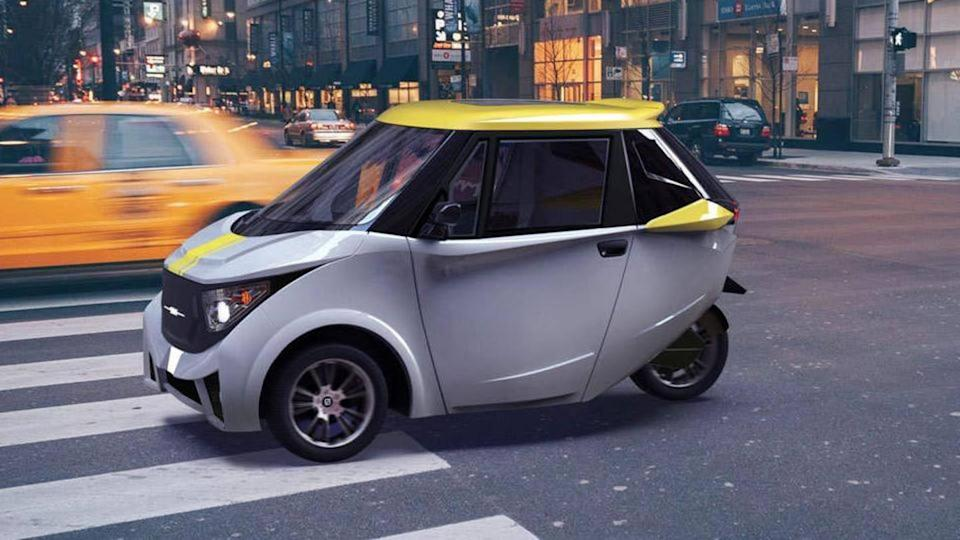 Bookings of Strom R3 three-wheeler electric car open in India