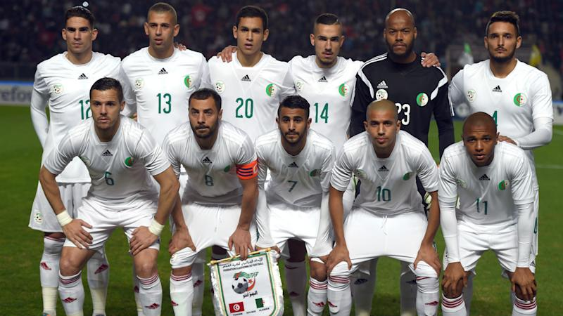 Algeria's Alexandre Oukidja: We are motivated for the Africa Cup of Nations