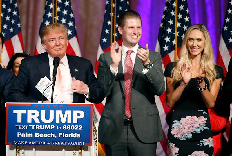 Donald Trump Spoiled His Daughter-in-Law's Pregnancy Announcement