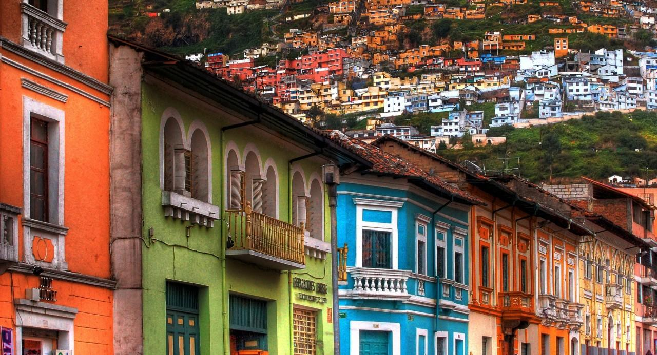 <p>Ecuador entered the top ten for the first time in 2016. In 2008 its government adopted a policy of 'Beun Vivir' - good living - as a guiding philosophy. (Getty)</p>