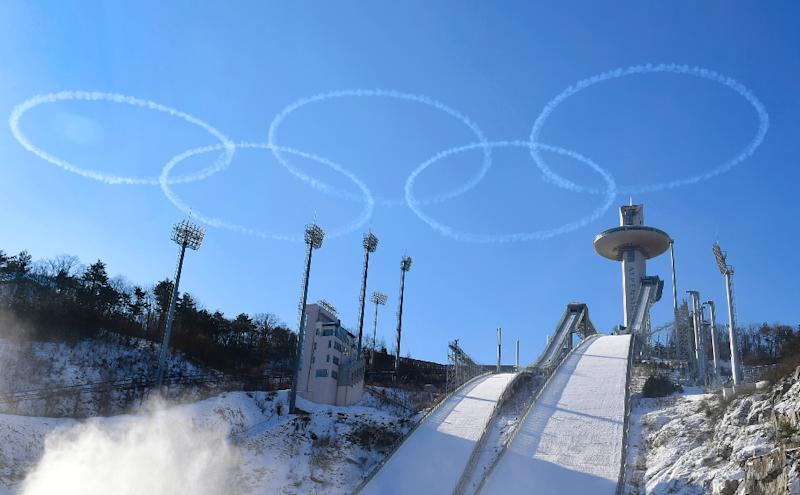 The two Koreas have agreed to march together under a unification flag at the Pyeongchang Winter Olympics