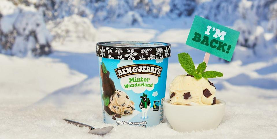 Photo credit: Ben and Jerry's