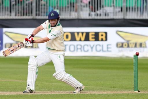 Ed Joyce opened the batting for Ireland against Pakistan but he is 39 and  the country needs to develope young talent