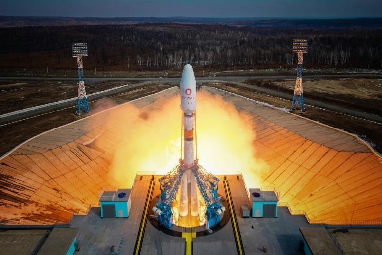 "Roscosmos said the launch and separation ""took place normally"""