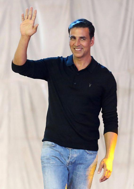 <p>Before becoming a superstar, the 'khiladi' once taught martial arts in Mumbai before getting into acting. </p>