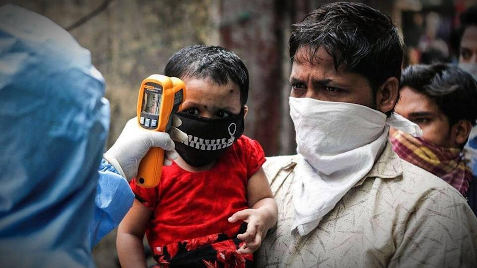 Coronavirus: India reports biggest single-day spike with 1.1L new cases