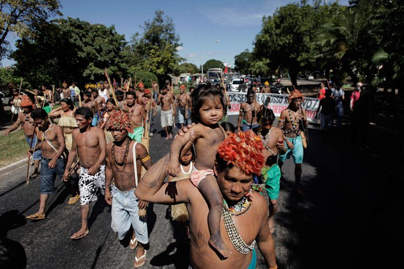 Brazil: Indian protesters to return to villages