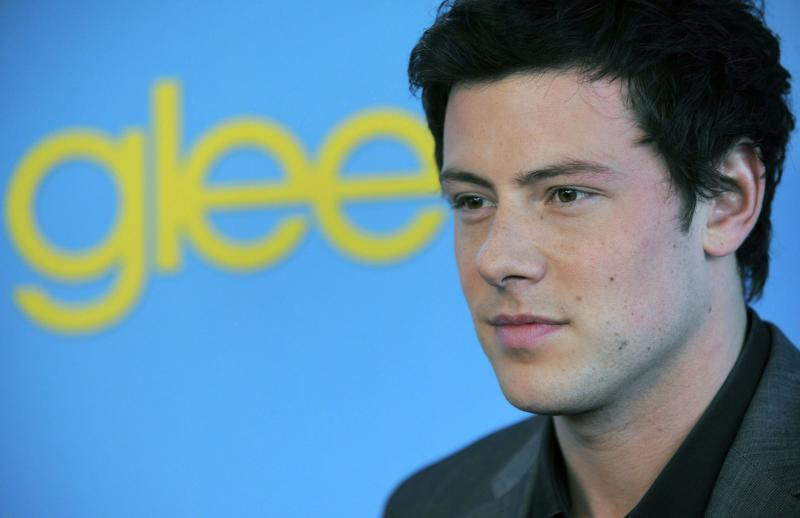 """FILE - In this Monday April 12, 2010 file photo, Cory Monteith, a cast member in the television series """"Glee,"""" arrives at the """"Glee"""" Spring Premiere Soiree in Los Angeles, Vancouver police say Canadian born actor Montieth, star of the hit show """"Glee"""" has been found dead in city hotel. (AP Photo/Chris Pizzello, File)"""