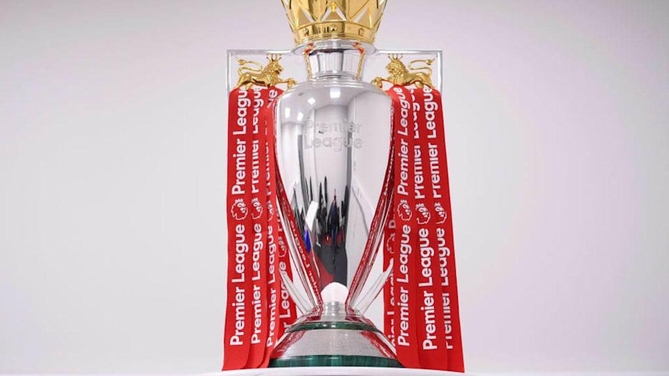 L'EPL trophy   Laurence Griffiths/Getty Images