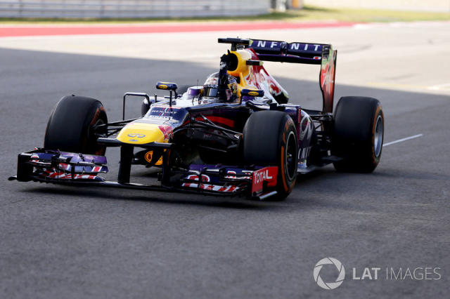 "32. El Red Bull Racing RB9 de F1 de 2013 <span class=""copyright"">Andrew Hone / Motorsport Images</span>"
