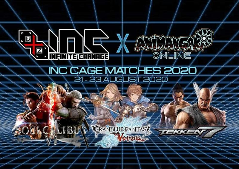 AMG Online 2020 Cage Matches (Malaysia)