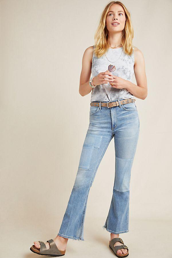 Citizens of Humanity Kaya High-Rise Kick Flare Jeans