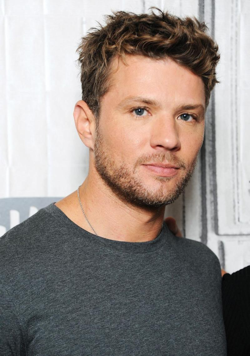 Ryan Phillippe's ex-girlfriend is reportedly suing him for $1 million. He is pictured here back in July. Source: Getty