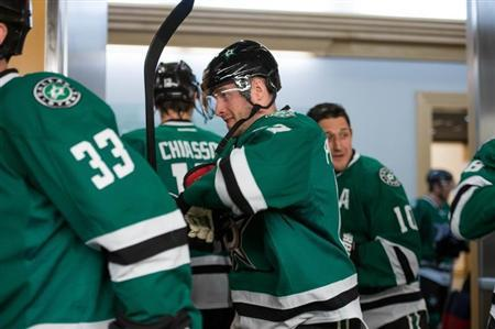 NHL: Columbus Blue Jackets at Dallas Stars