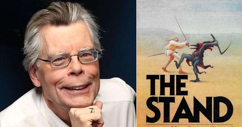 Stephen King teases new TV adaptation of his epic novel The Stand