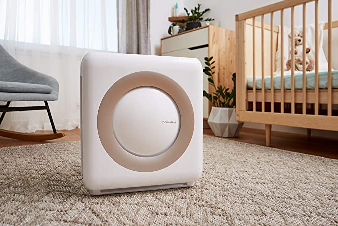 """<h2>Best Slim Air Purifier</h2><br>Don't be fooled by Coway's petite purifier. It features a 4-way filtration system, a pollution sensor, and covers up to 361 sq. ft. <br><br><strong>Coway</strong> AP-1512HH White HEPA Air Purifier, $, available at <a href=""""https://amzn.to/3lcbikl"""" rel=""""nofollow noopener"""" target=""""_blank"""" data-ylk=""""slk:Amazon"""" class=""""link rapid-noclick-resp"""">Amazon</a>"""