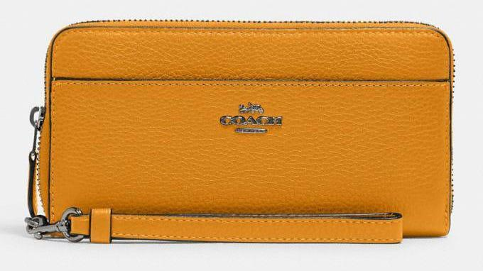 Use promo code BFF15 to save an extra 15% on top-rated wallets and wristlets.