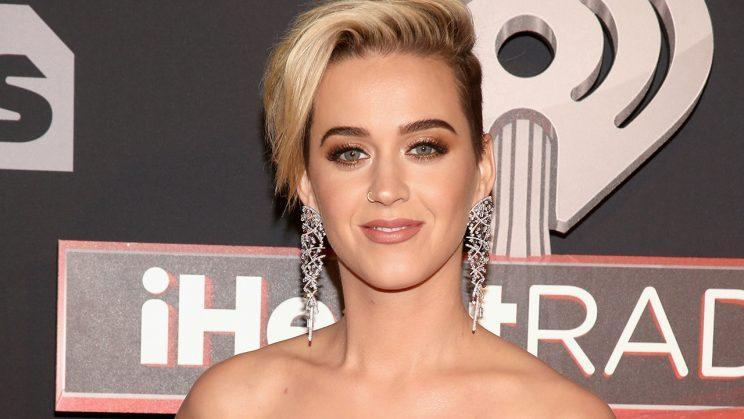Katy Perry has ranked her exes in order of who is better at sex (Photo by Jesse Grant/Getty Images for iHeartMedia)