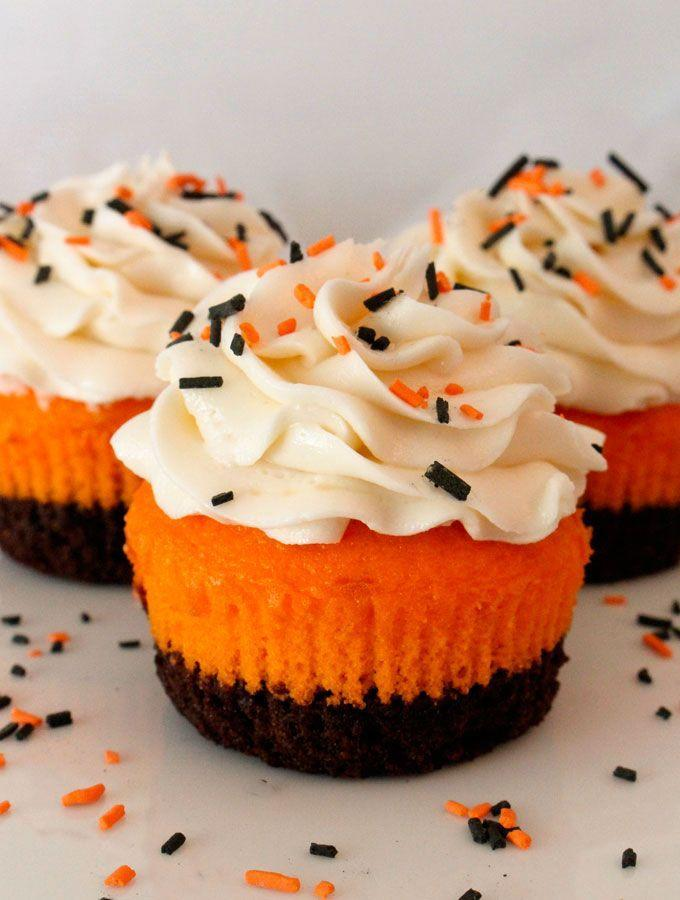 "<p>On Halloween, you deserve a brownie and a cupcake.</p><p>Get the recipe from <a href=""http://www.twosisterscrafting.com/brownie-cupcakes-for-halloween/"" rel=""nofollow noopener"" target=""_blank"" data-ylk=""slk:Two Sisters Crafting"" class=""link rapid-noclick-resp"">Two Sisters Crafting</a>.</p>"