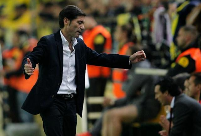 Marcelino Garcia Toral took over as Villareal coach in 2013
