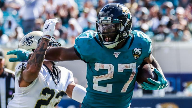 Leonard Fournette to sign with Buccaneers, join Tom Brady in Tampa Bay