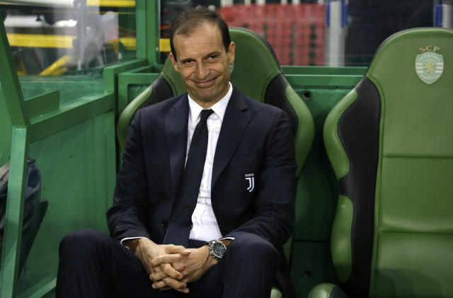 Massimiliano Allegri has a decision to make over his future at Juventus.